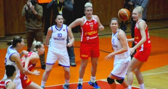 TÜRKİYE Basketbol Kadınlar 1.Ligi'nde Ordu'yu başarıyla temsil eden Orduspor Kadın Basketbol Takımı, Mersin yenilgisinin ardından EuroCup Woman C Grubu'nda adeta tarih yazdı, Litvanyalı rakibi Fortuna Klaipeda'yı 94-69'luk sonuçla geçti.