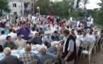 Gülyalı Alibey Mahallesi'nde örnek iftar dayanışması