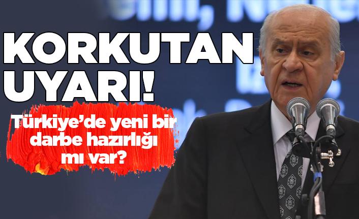 Türkiye'de yeni bir darbe hazırlığı mı var?