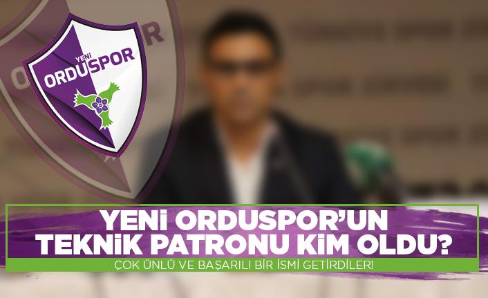 Yeni Orduspor'a fair-play ödüllü hoca!