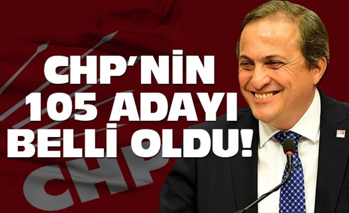 CHP adaylarını açıklamaya başladı!