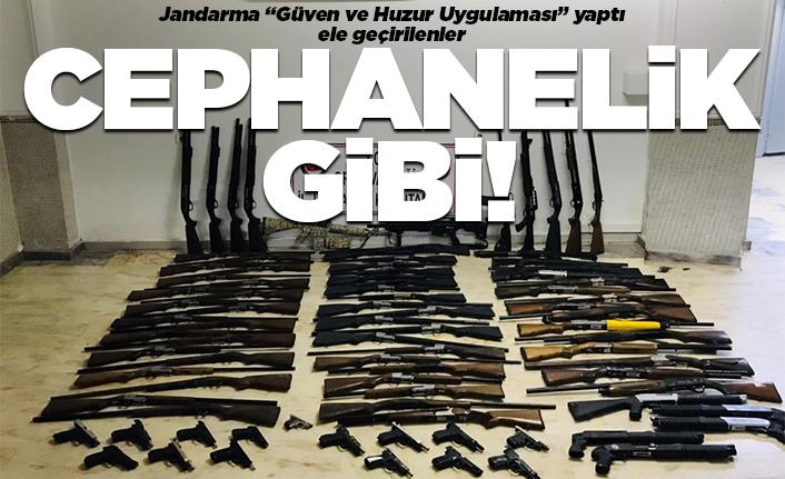 Jandarma'dan büyük operasyon!