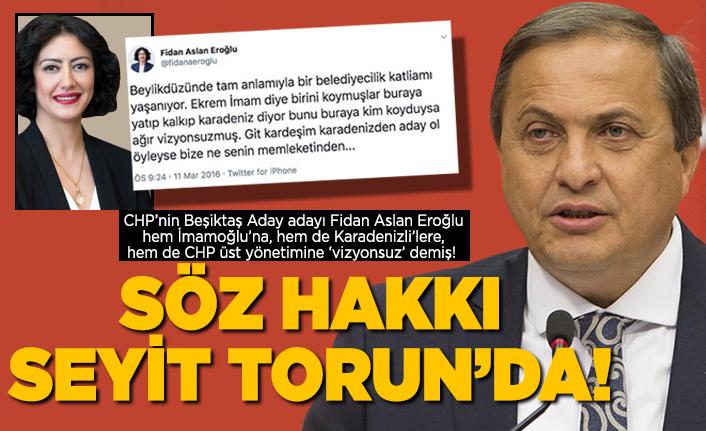 CHP'nin Beşiktaş adayından skandal paylaşım!