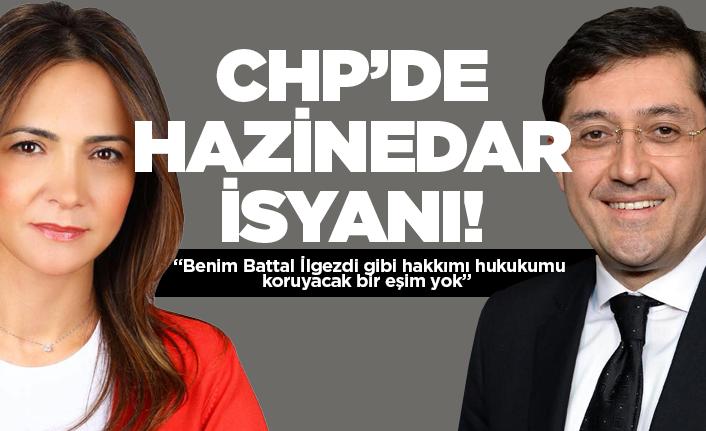 Murat Hazinedar'dan İlgezdi'lere sert tepki!