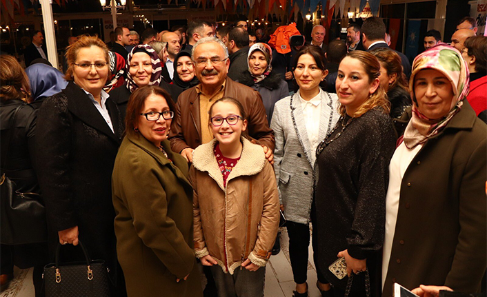 AK Parti'de 'vefa' buluşması