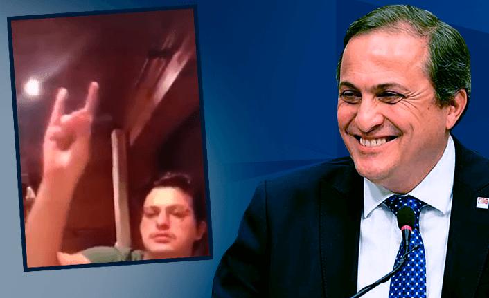 CHP'li Torun'un oğlu gündem oldu