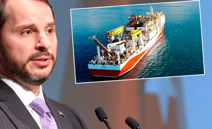 Bakan Albayrak'tan 'Karadeniz' paylaşımı