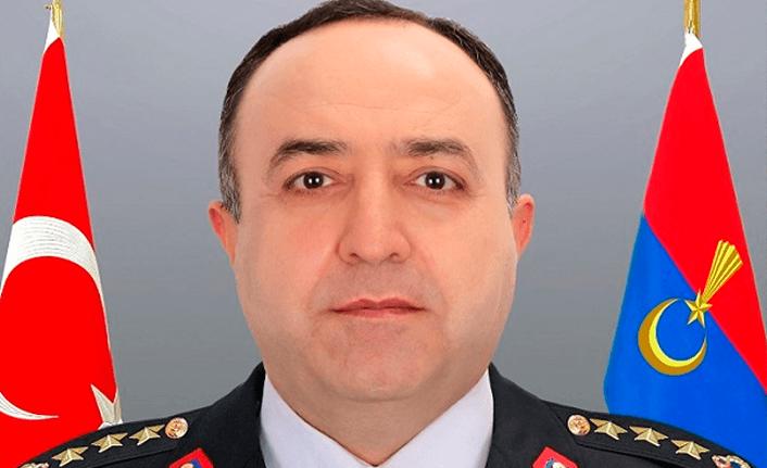 Ordu'da İl Jandarma Komutanı değişti