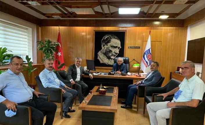 AK Parti Karabük teşkilatından ziyaretler