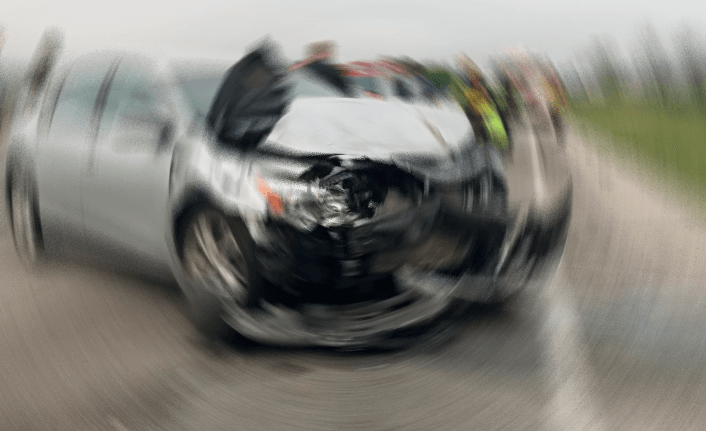 Ordu'da iki otomobil çarpıştı: 2 ölü, 2 yaralı