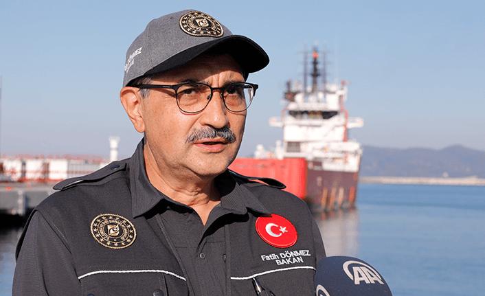 Kanuni de Karadeniz'de petrol arayacak