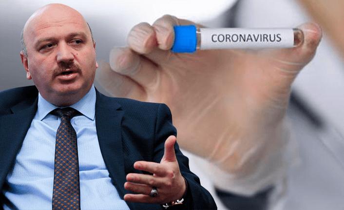 Metin Gündoğdu Koronavirüs'e yakalandı