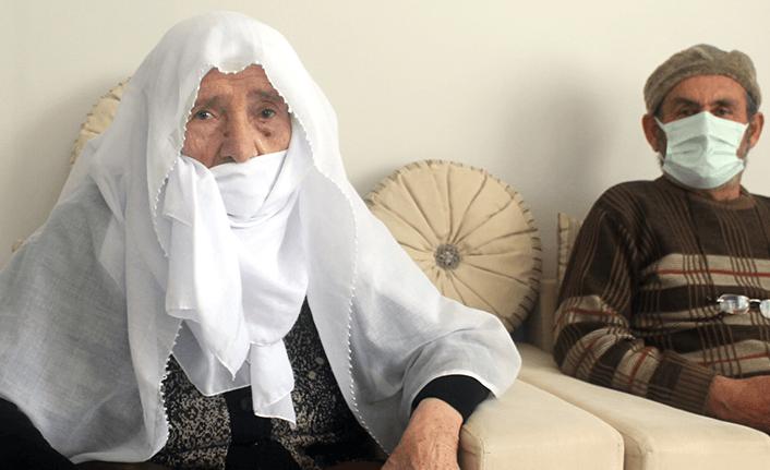 103 yaşındaki asırlık nine COVID-19'u yendi