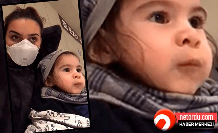 Demir Ali bebek tedavi için Boston'da