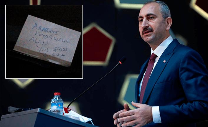 Adalet Bakanı Gül'den Ünye talimatı!