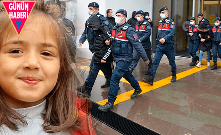 İkranur'un katili 14 yaşındaki öz amcası çıktı