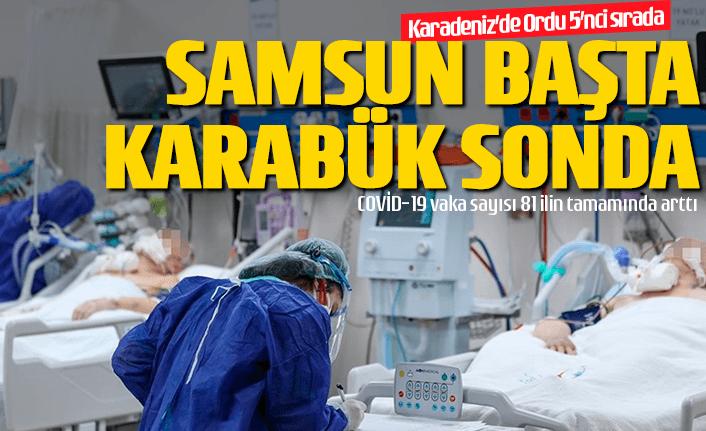 Karadeniz'de Samsun alarmı!