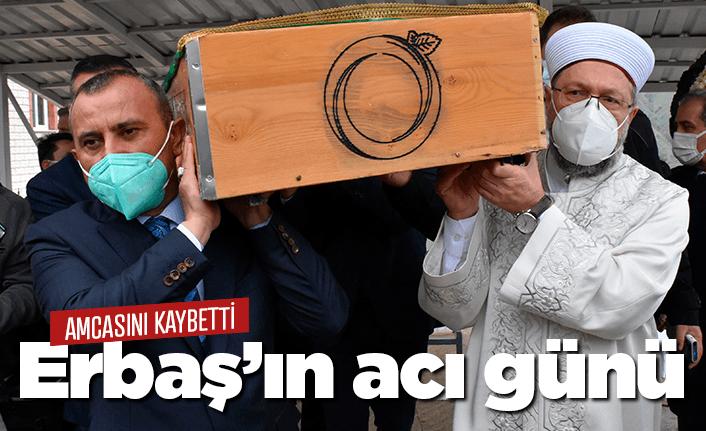 Diyanet İşleri Başkanı Ali Erbaş'ın acı günü