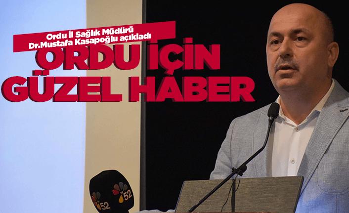 Genç nüfus aşılanmasında Ordu Türkiye üçüncüsü
