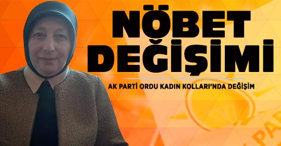 AK Parti'de nöbet değişimi