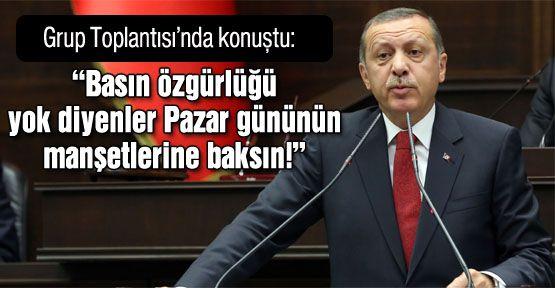 Başbakan Erdoğan'dan önemli açıklamalar...