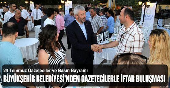 Basın Bayramı'nda iftar buluşması