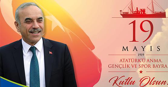 Başkan Tekintaş'tan 99'uncu yıl mesajı