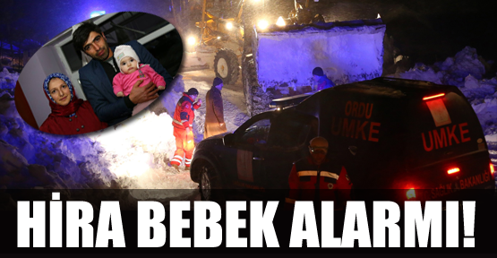 Belediye 'Hira Bebek' alarmına geçti!