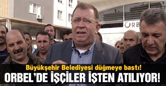 Büyükşehir Belediyesi ORBEL'in düğmesine bastı!