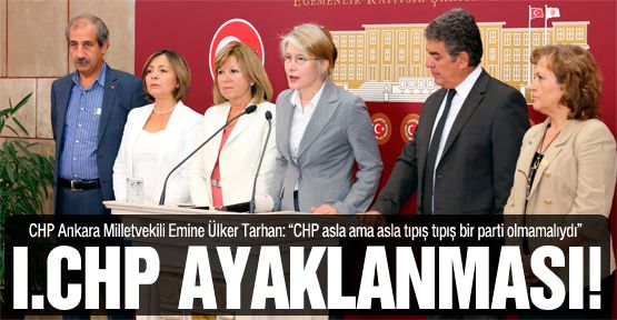 CHP'de 10 Ağustos isyanı!
