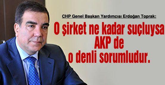 "CHP'li Toprak: ""Unutmayacağız, unutturmayacağız"""