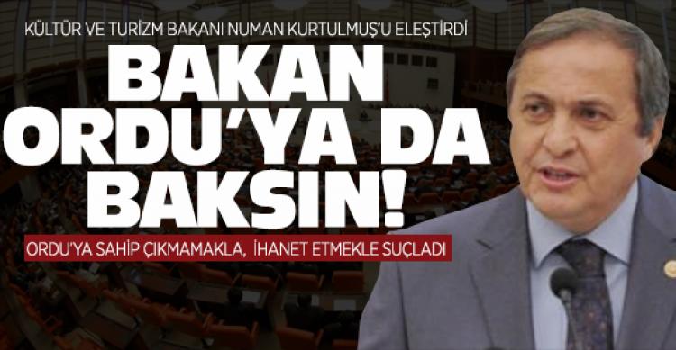 CHP'li Torun'dan Kurtulmuş'a çok sert eleştiri!