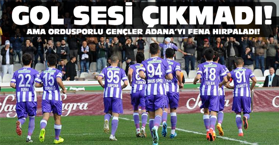 Gençler, Adana'yı canından bezdirdi!