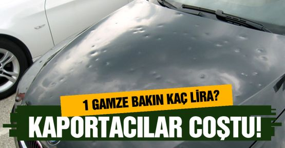İstanbul'da oto tamircileri coştu!