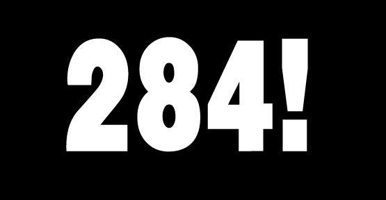 Kahroluyoruz! 284...