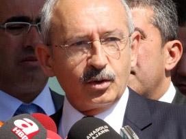 Kılıçdaroğlu Ankara'daki patlama yerinde
