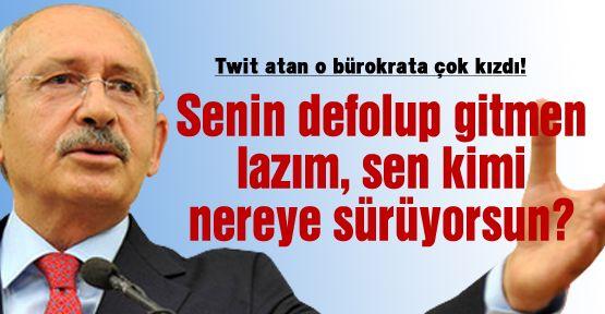 Kılıçdaroğlu, o bürokrata çok öfkelendi!