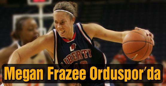 Megan Frazee Orduspor'da