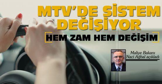 MTV'ye hem zam hem değişim!
