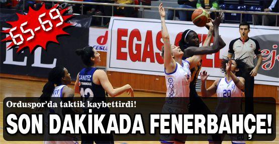 Ne de olsa Fenerbahçe!