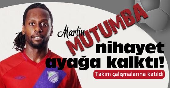 Orduspor'da Mutumba nihayet ayaklandı!