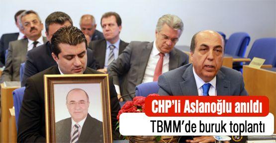 TBMM'de buruk toplantı