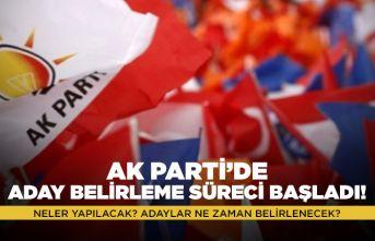 AK Parti'de adaylar ne zaman netleşecek?