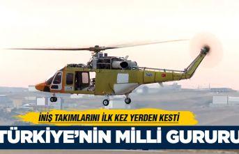 Türkiye'nin yerli ve milli gururu oldu!