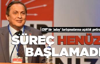 CHP'li Torun'dan 'flaş' aday açıklaması