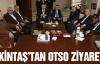 Başkan Tekintaş'tan OTSO'ya ziyaret