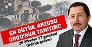 26 ülkeden 77 yabancı gazeteci geliyor!