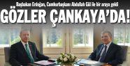 Başbakan Erdoğan Çankaya'da