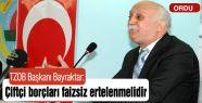 Bayraktar: