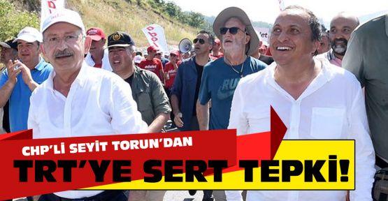 Torun'dan TRT'ye sert tepki
